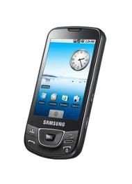 Samsung I7500 smartphone powered by Google's Android