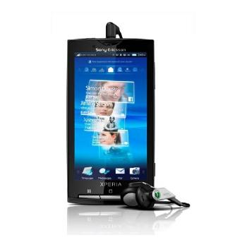 Sony Ericsson's first Android phone, the XPERIA X10