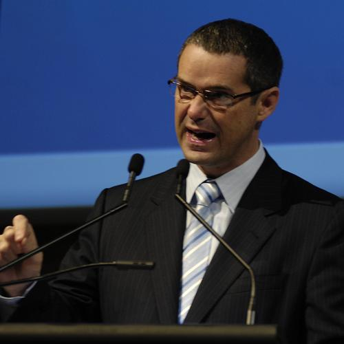 The Minister for Broadband, Senator Stephen Conroy