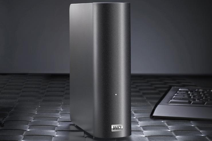 Western Digital's latest external hard drive boasts USB 3.0 connectivity