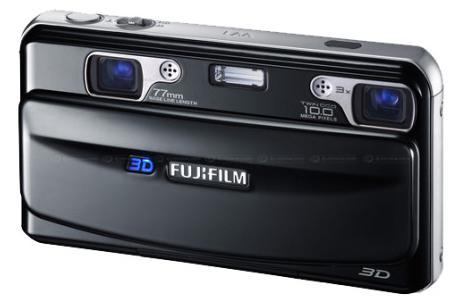 Fujifilm's 3D camera