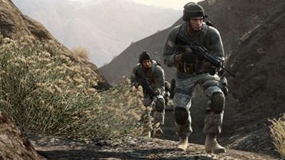 A still from the new Medal of Honor revealed at E3