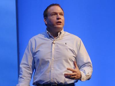 Microsoft's Bob Muglia