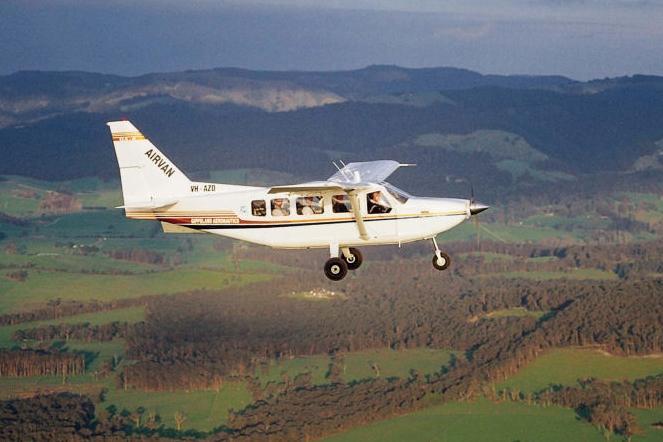 A GA-8 Airvan