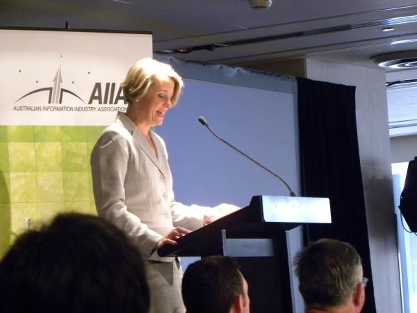 NSW Premier, Kristina Keneally.