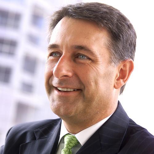 IBM's new managing director, Andrew Stevens
