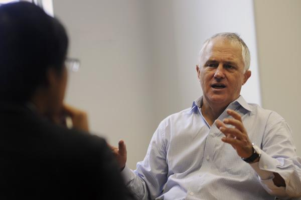 ARN's David Ramli interviews Shadow Communications Minister, Malcolm Turnbull