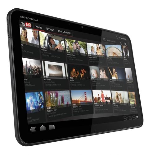Motorola's Xoom Android tablet is now available through Optus