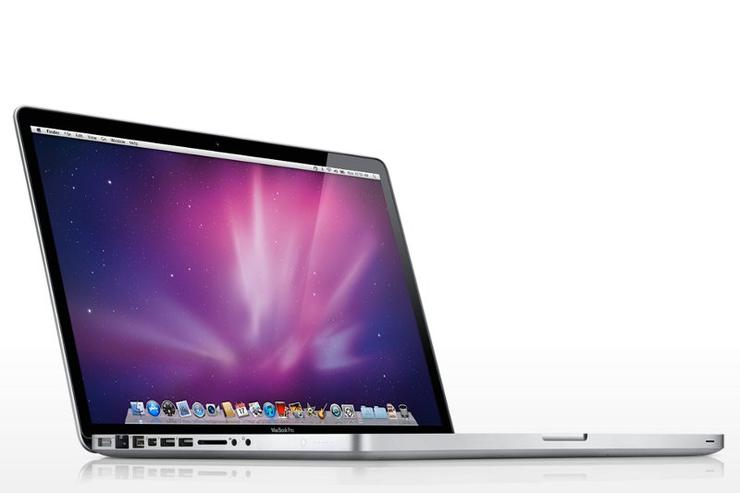 The latest Apple Macbook Pro