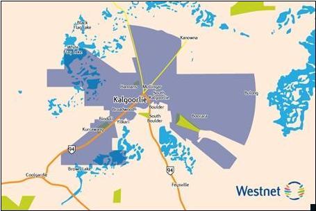 Westnet in Kalgoorlie.