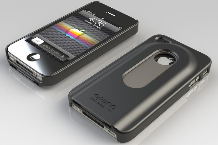 The Opena iPhone 4 case