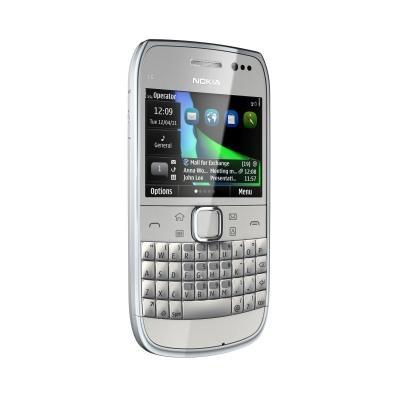 Silver Nokia E6