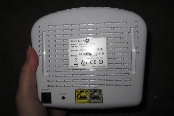 Optus 3G Home Zone femtocell device