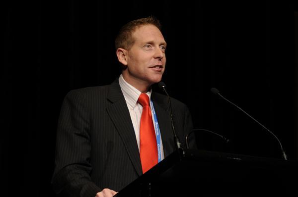 NextDC CEO, Craig Scroggie