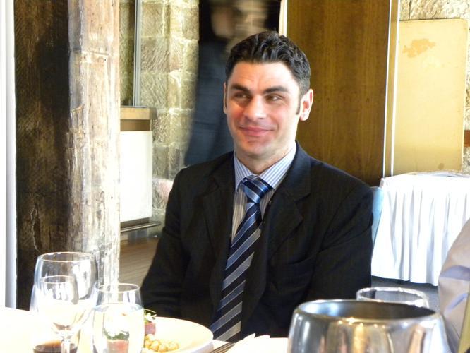 George Alexandridis, Trend Micro Product Specialist