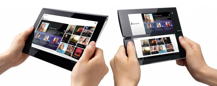 Sony's Tablet S