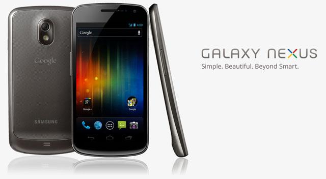 "The Galaxy Nexus will be the first Android phone to ship with Android 4.0 or ""Ice Cream Sandwich"""