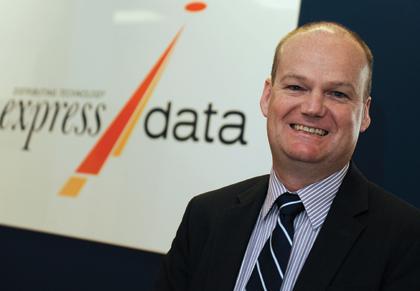 Express Data's David Gage