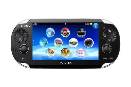 Sony's PlayStation Vita