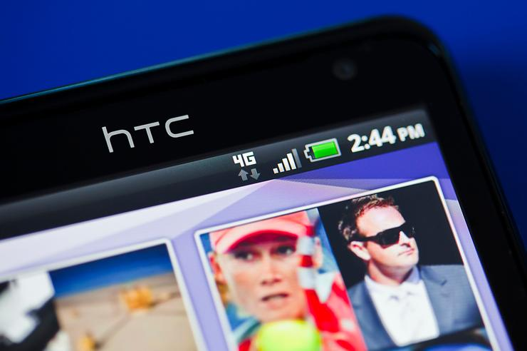 HTC's Velocity 4G is Australia's first 4G smartphone