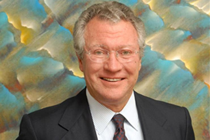 Terria CEO Michael Egan
