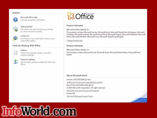 Microsoft Office 15
