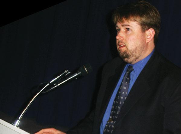 Michael Jenkin - SMB150 2012 international award winner