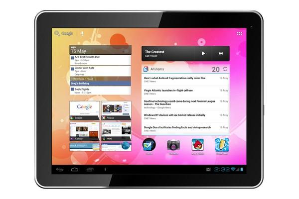 Kogan's 10in Agora tablet: currently sold out.