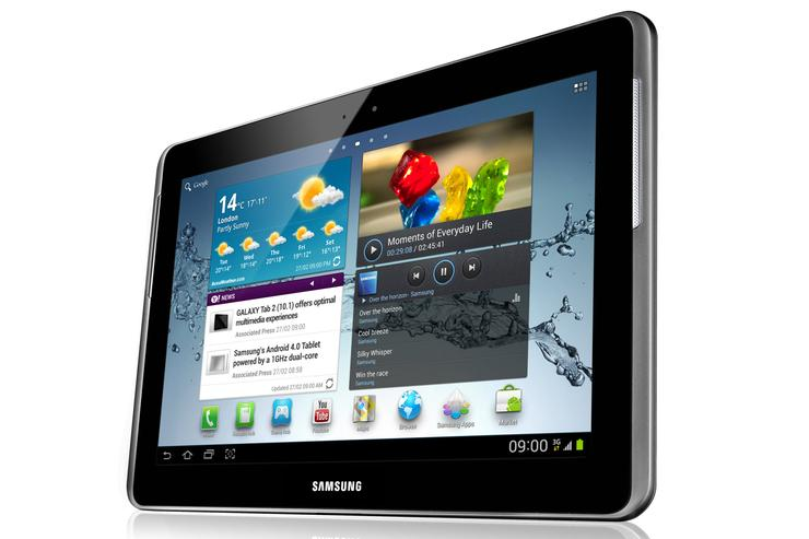 The Samsung Galaxy Tab 2 10.1 is available through Optus from today