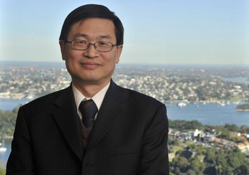 Synnex chief executive, Kee Ong.