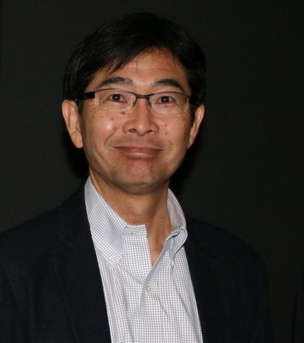 Buffalo Asia Pacific sales division general manager, Satoshi Inaba