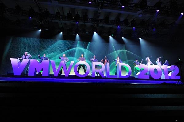 VMworld opens in San Francisco