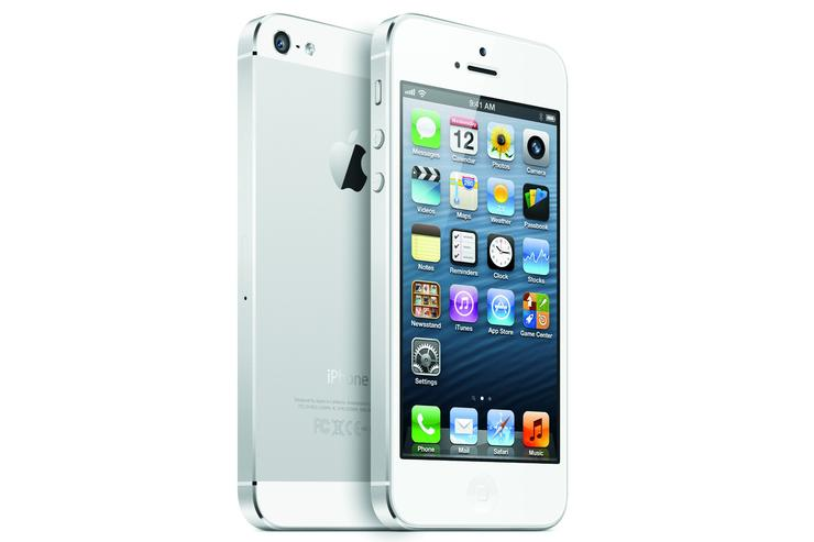 Apple's iPhone 5 is available to pre-order now.