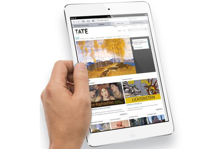 Apple's new iPad mini will work on the 4G networks used by Telstra and Optus in Australia