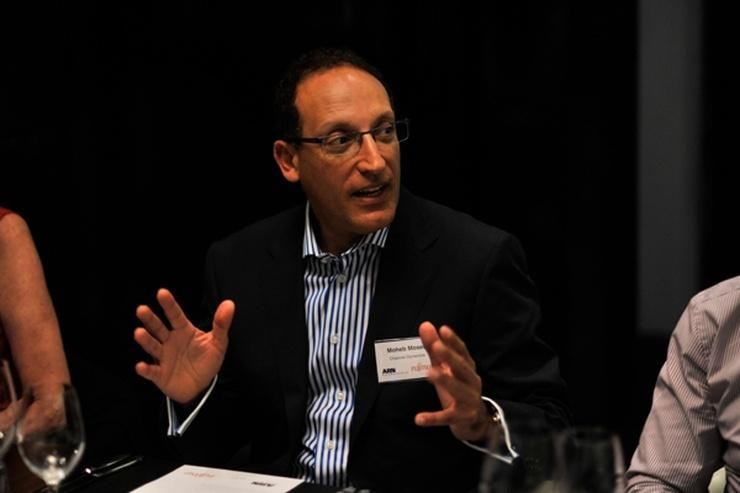 Moheb Moses - Channel community director, CompTIA A/NZ