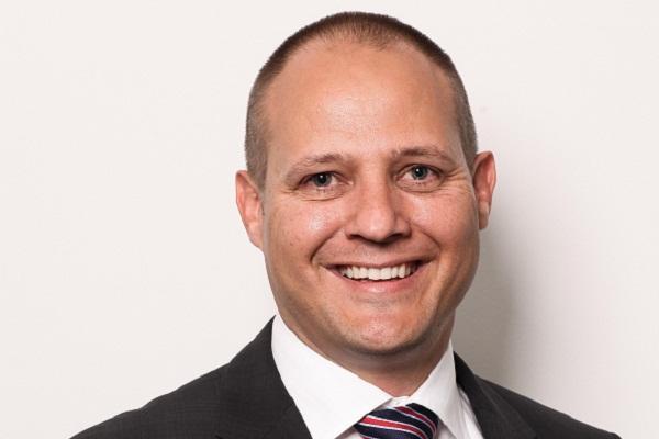 NetApp A/NZ vice president, Steve Manley.