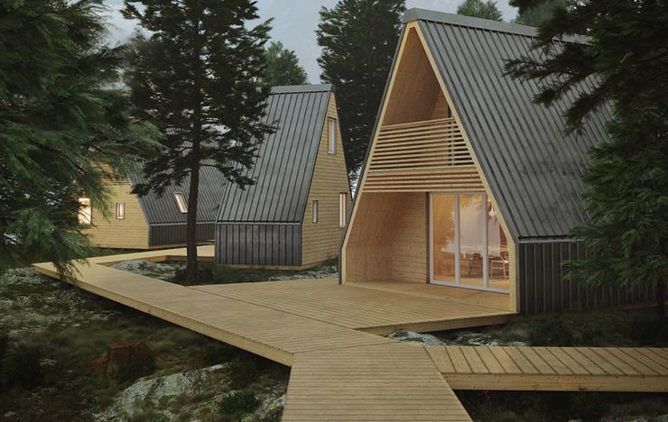 Madi modular home