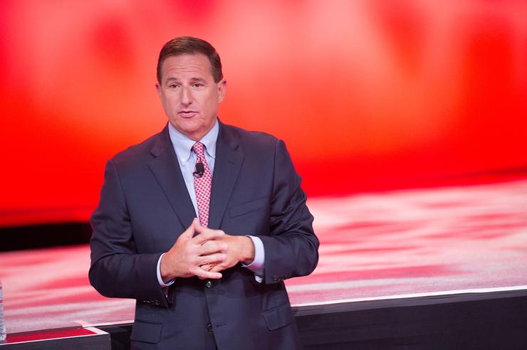 Mark Hurd - CEO, Oracle