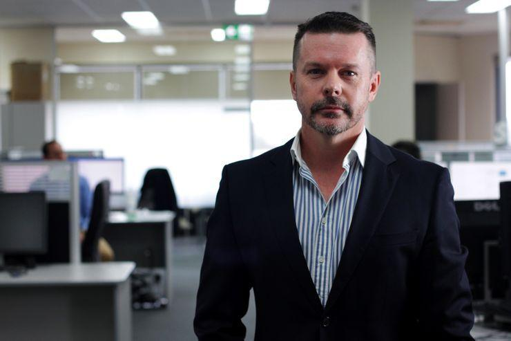 Cirrus Networks managing director, Matt Sullivan.