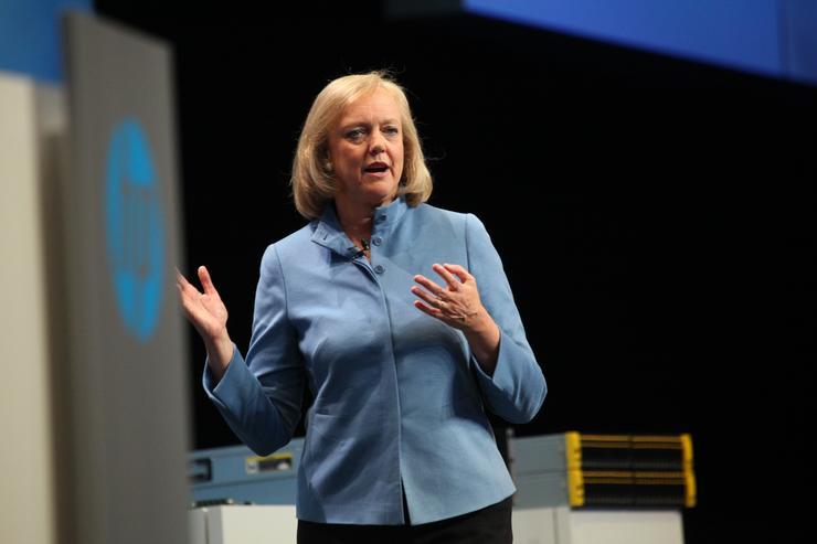 Meg Whitman - President and CEO, Hewlett Packard Enterprise