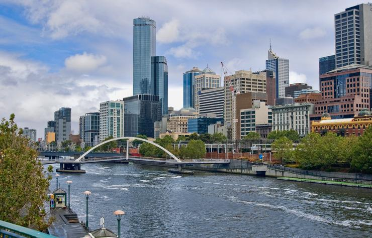 Melbourne, capital city of Victoria