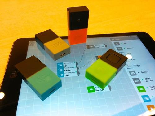Sony's MESH sensor platform is on its way toward raking up US$50,000 in backing on Indiegogo.