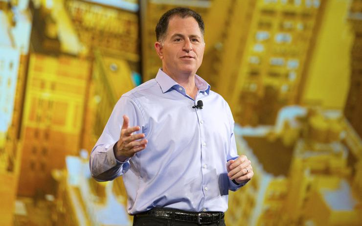 Michael Dell (CEO - Dell Technologies)