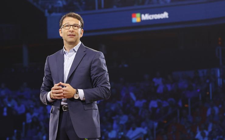 Judson Althoff  - EVP of Worldwide Commercial Business, Microsoft