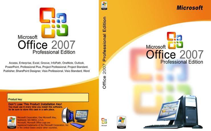 microsoft office plus 2007
