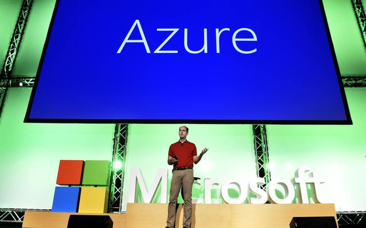 Scott Guthrie - EVP of cloud and enterprise at Microsoft