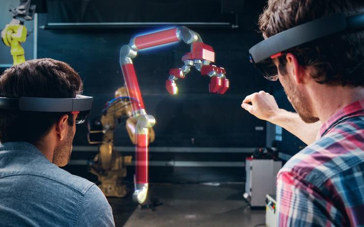 Microsoft's mixed reality play set to boost global VR