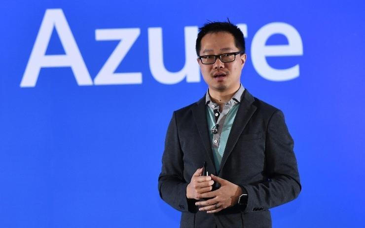 Mike Chan (Microsoft)