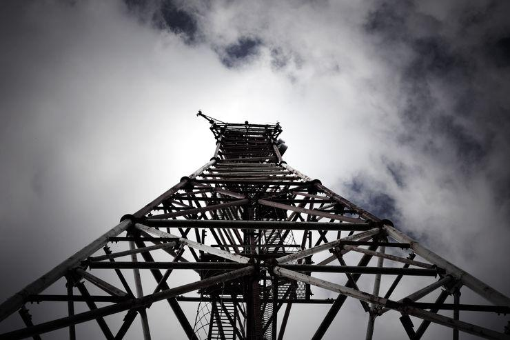 telephone tower