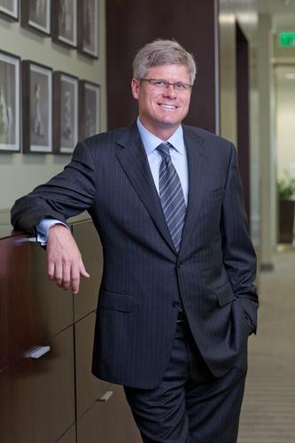Qualcomm's new CEO Steve Mollenkopf.